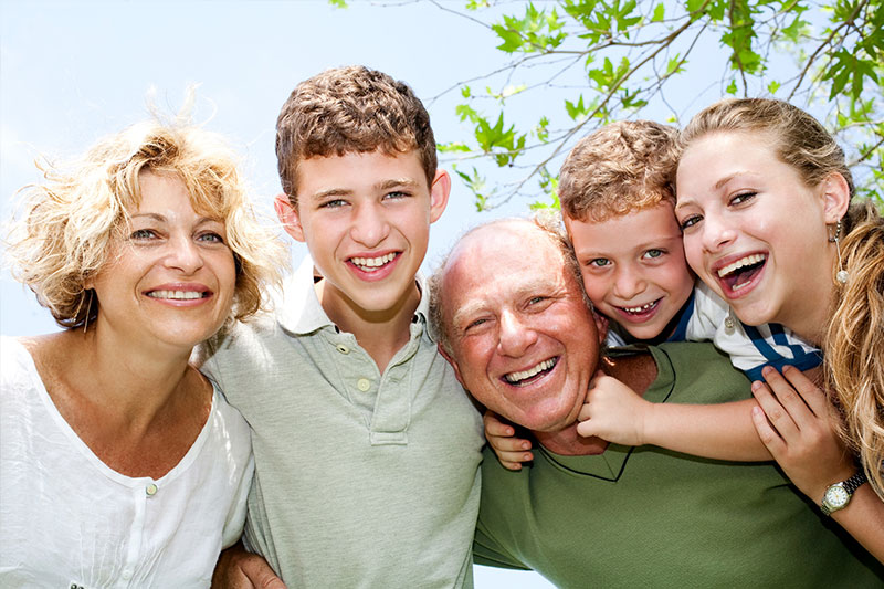 Family Dental Services in New London